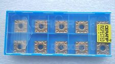 LOT OF 10 KYOCERA CERATIP SNMG120404HQ SNMG431HQ CA5525 CARBIDE INSERTS