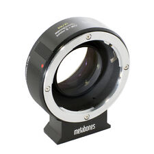 Metabones Adapter Olympus OM an Sony E-Mount Speed Booster ULTRA