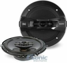 """Sony XS-GT1638F 520W 6.5"""" GT Series 3-Way Coaxial Car Stereo Speakers"""