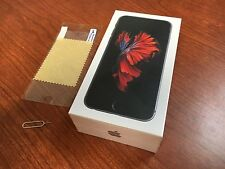  NEW Factory SEALED iPhone 6S 32GB Space Gray Straight Talk (AT&T Towers ONLY)