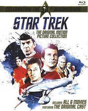 Star Trek: Original Motion Picture Collection [Blu-ray] (2016), New DVDs