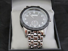 Kenneth Cole Unlisted Mens Stainless Steel Watch UL 0596