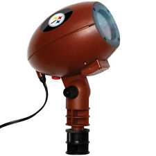 NEW NFL Logo LED Laser Light Shower In/Outdoor Team Pride - Pittsburgh Steelers