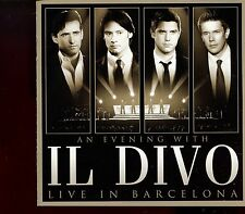IL Divo / An Evening With IL Divo - Live In Barcelona (CD + DVD) - 2CD