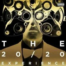 JUSTIN TIMBERLAKE The 20/20 Experience The Complete Experience 2CD BRAND NEW