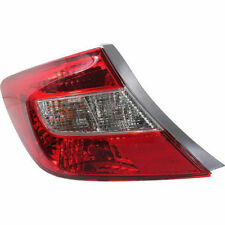 2012 HONDA CIVIC SEDAN TAIL LAMP LIGHT LEFT DRIVER SIDE