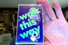 Walk This Way- various- Capitol- Lloyd Cole/Hugh Harris- new/sealed cassette