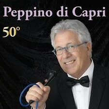 50° In Concerto - Peppino Di Capri CD LUCKY PLANETS