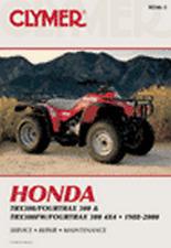 1988-2000 Honda TRX300FW FOURTRAX TRX300 ATV Repair Manual 1999 1998 1997 M3463