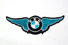 NEW! BMW Wing Super Bike Motorcycles Sports racing Jacket Shirt Iron on Patch