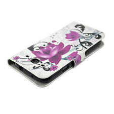 Women Girl Wallet Flip Leather Phone Case Cover Stand For Samsung Galaxy Phones
