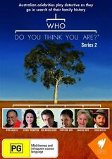 Who Do You Think You Are? - Series 2 NEW R4 DVD