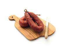 Traditional Portuguese Chorizo Chouriça Smoked Spicy Pork Sausage 300g! The Best