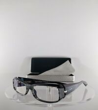 New Authentic Alain Mikli AL 0511 0109 Eyeglasses AL0511 Black/Gray Frame
