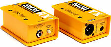 Radial SGI Studio Guitar Interface Class A Circuit - Untouched In Orig Box!