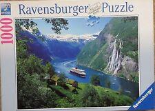 Ravensburger Puzzle - Norwegischer Fjord - 1000 Teile - TOP