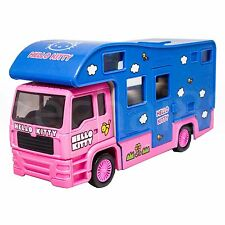 Sanrio Hello Kitty 6 inch Motorhome Truck Pink Genuine license product Die-Cast
