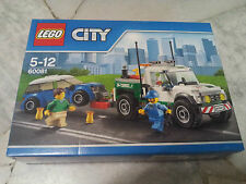 LEGO City Pickup Tow Truck 60081 New MISB