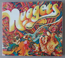 CD *  NUGGETS. THE ORIGINAL ARTYFACTS FROM THE FIRST PSYCHEDELIC ERA 1965-1968 *
