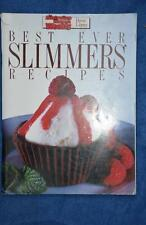 WOMEN'S WEEKLY~Best Ever Slimmers Recipes Cookbook~Delicious Chef Tasing Recipes