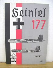 Heinkel 177 Greif by R.S. Hirsch & Uwe Feist 1967
