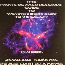 The Fruits De Mer Records Guide To The Hitchhiker's Guide To The Galaxy