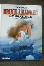 BD bruce j hawker n°4 le puzzle EO 1987 TBE vance duchateau