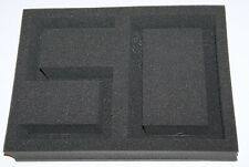 Pick and Pluck Packaging Foam Camera Case Tray Insert - 360mm x 265mm x 50mm