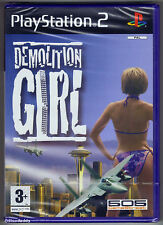 PS2 demolition girl (2005) uk pal, brand new & Sony factory sealed