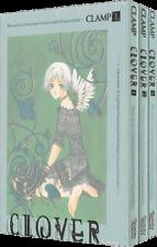 ms CLOVER Nr. 1 - 3 * CLAMP *Carlsen-Manga* TOP
