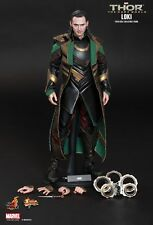 Hot Toys MMS 231 Thor The Dark World Loki Tom Hiddleston (Normal Edition) NEW