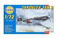 SMER 0836 1/72 Jakovlev Yak-3