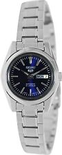 Seiko Women's 5 Automatic SYMK15K Blue Stainless-Steel Automatic Watch