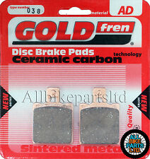 DUCATI 748 MONOPOSTO SP (2002)   SINTERED REAR BRAKE PADS *GOLDFREN* . (FA047HH)