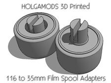 116 to 35mm spool adapters Antique and Vintage Kodak  Cameras