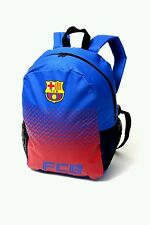 FC BARCELONA FOOTBALL SPORTS RUCKSACK for SCHOOL GYM SWIM KIT BACKPACK