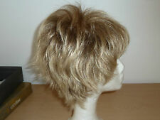 Bergmann Wigs, Style: Dublin, Colour: 124 (Tipped Blond) **Brand New**  RRP £200