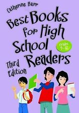 BEST BOOKS FOR HIGH SCHOOL READERS, GRADES 9-12 - CATHERINE BARR (HARDCOVER) NEW