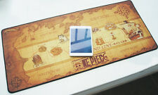 90*40cm One piece world map Grand Line big Thick computer laptop mouse pad #2
