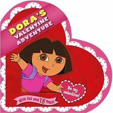 Dora's Valentine Adventure (Dora the Explorer (Simon & Schuster Board Books)), C
