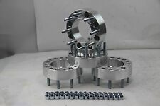"4pc 8X170 HUB CENTRIC Wheel Spacer 14x2 FORD F250 F350 POWER STROKE 2"" Thick"