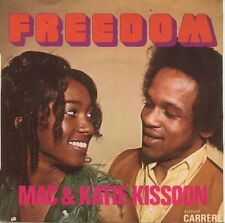 Mac & Katie Kissoon 7'' Freedom - FRANCE