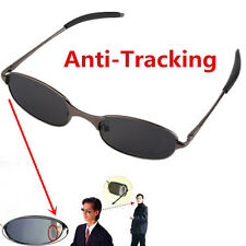 Anti-tracking Spy Glasses Sunglasses Rearview View Behind Mirror Wholesale New
