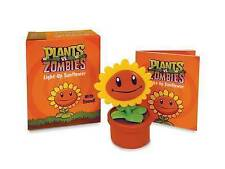Plants vs. Zombies Mini  Light-Up Sunflower With Sound New trackable freepost