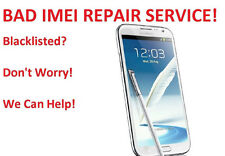ALL Samsung Galaxy BAD IMEI Fix Blacklist Repair Mail In Service