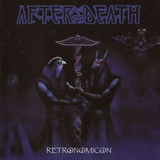 After Death - Retronomicon (USA), CD