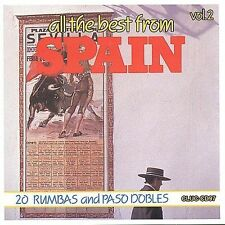 All the Best from Spain, Vol. 2 by Various Artists (CD, Jan-1992, Madacy)