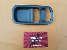 NISSAN 300ZX Z32 FAIRLADY NEAR SIDE INTERIOR DOOR HANDLE SURROUND TRIM