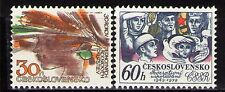 Czechoslovakia 1979 Sc2219-20 Mi2486-7 2v mnh United Agricultural Production Ass