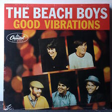 THE BEACH BOYS 'Good Vibrations' Vinyl LP NEW & SEALED